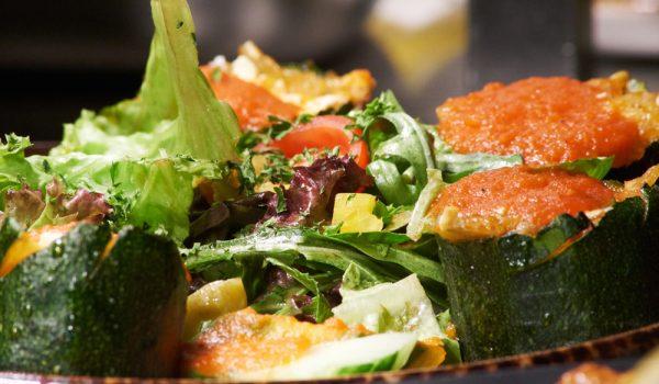 chuzo vegetarisch